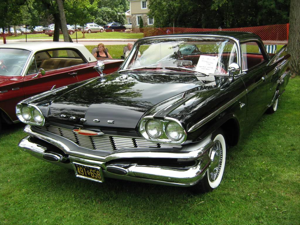 Dodge Polara 1960 1961 1 Generace 4 Door Hardtop